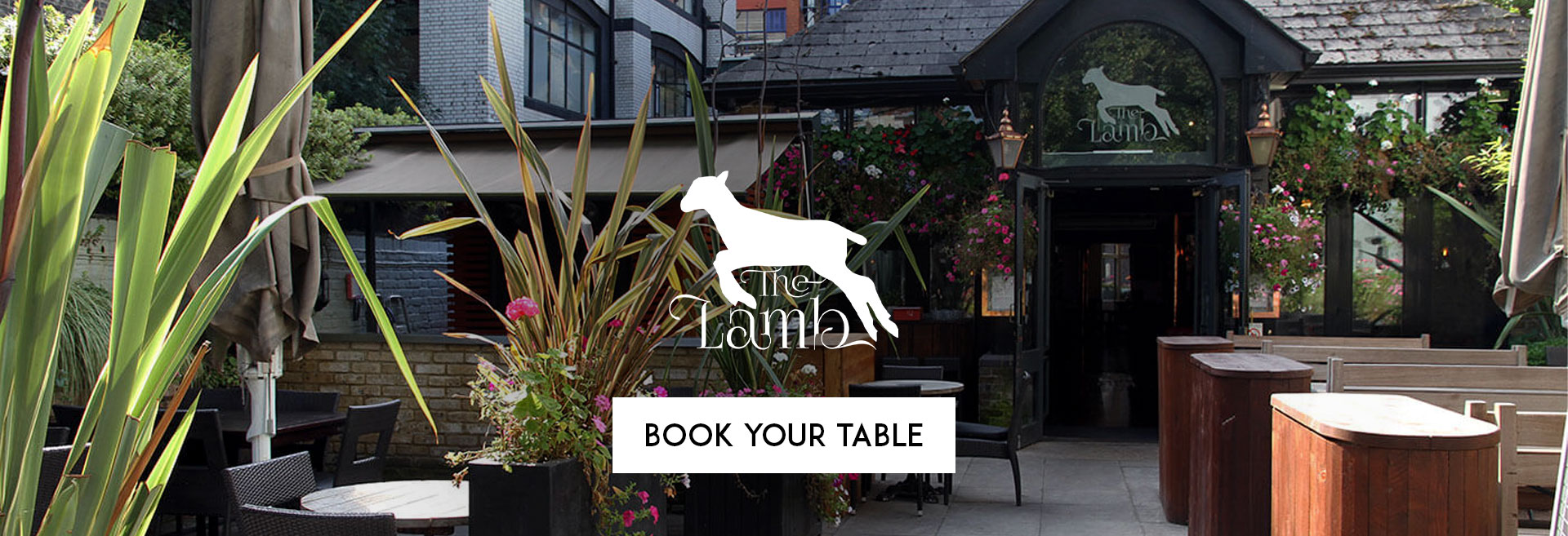 Book Your Table at The Lamb
